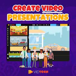 Hasilkan Video Animasi Anda Sendiri.