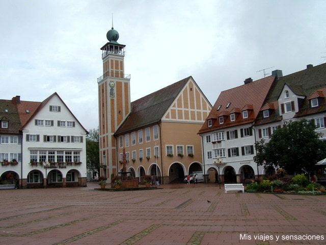 Freudenstadt, Selva Negra, Alemania
