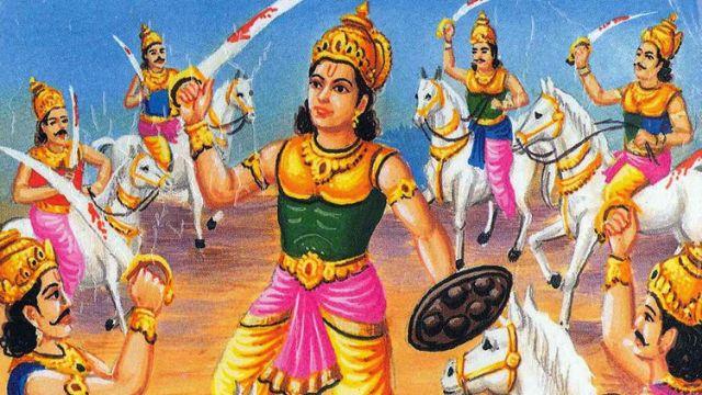 Abhimanyu ki mata ka naam