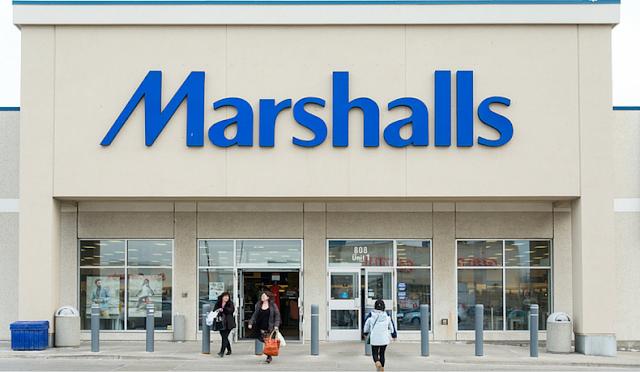 Lojas da Ross, Marshalls e T.J.Maxx em Miami