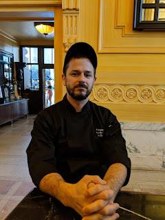 Matt Barnes - Pierpont's Restaurant