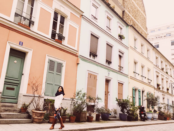 places to visit in paris in 2 days rue cremieux