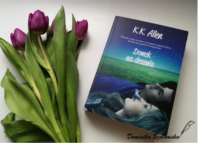 """#198 Recenzja książki """"Domek na drzewie"""" K.K. Allen"""
