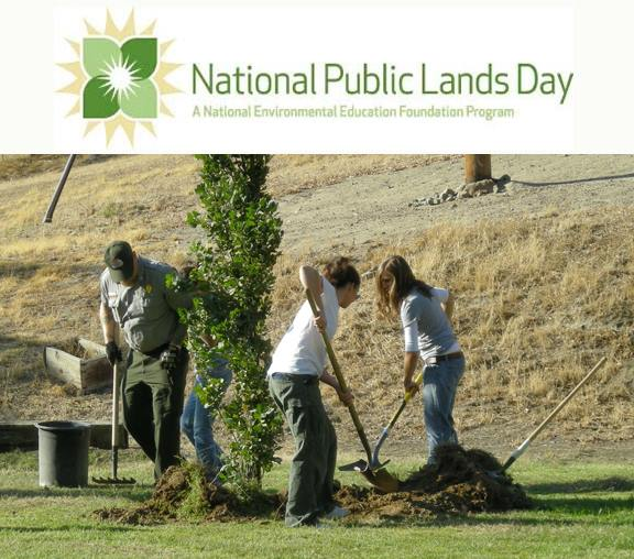 National Public Lands Day Wishes Photos