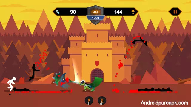 Stick Fight 2 Apk