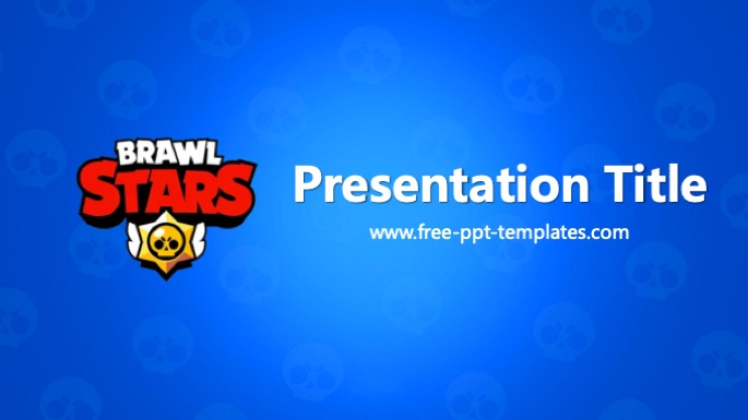 Brawl Stars Ppt Template
