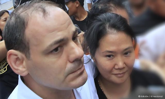 Mark Vito Villanella, esposo de Keiko Fujimori