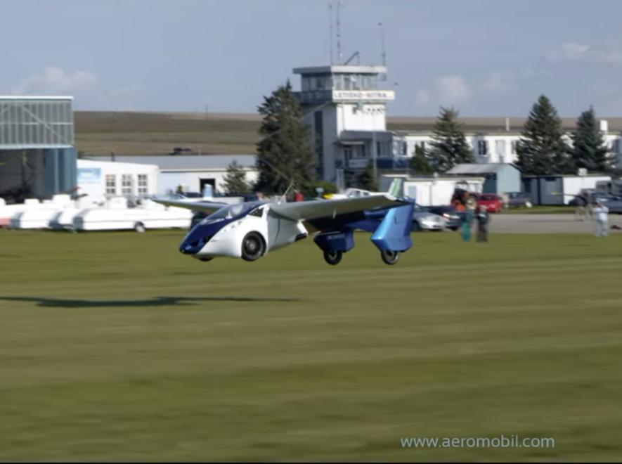 Innovazione Tecnologica la AeroMobil 3.0