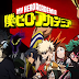 My Hero Academia | Confirmada terceira temporada do anime