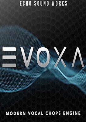 Cover da Library Echo Sound Works - Evoxa (KONTAKT)
