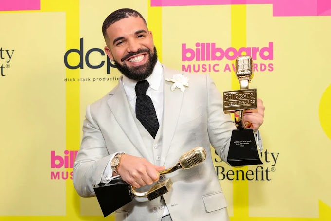 Drake Releases New Album 'Certified Lover Boy'