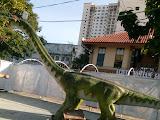 Taman Tema Dinasour, Kota Bharu !