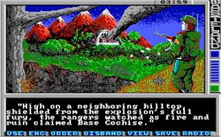 Pantallazo videojuego Wasteland