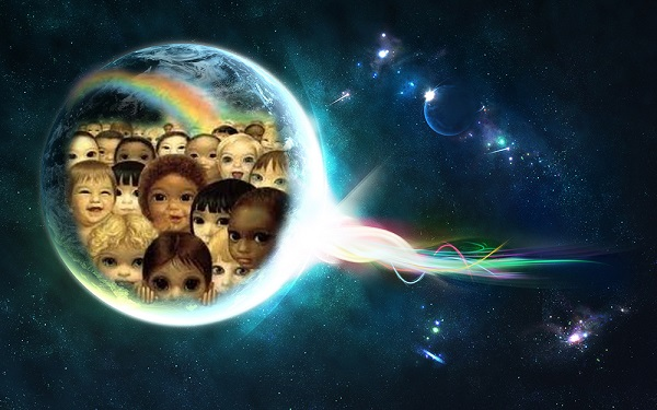 12 dấu hiệu nhận biết bạn đang nuôi một đứa trẻ cầu vồng Rainbow Child