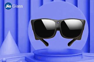 Jio glass