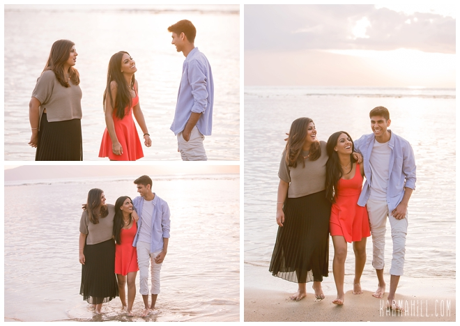 Maui family photographers in hawaii
