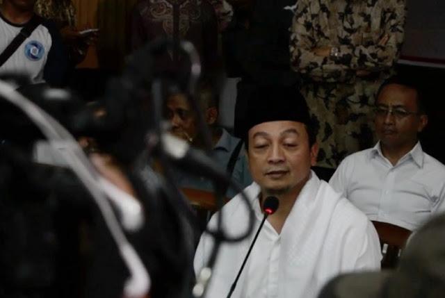 UBN: PK Itu Hak Ahok dan Umat Islam Juga Berhak Menolak