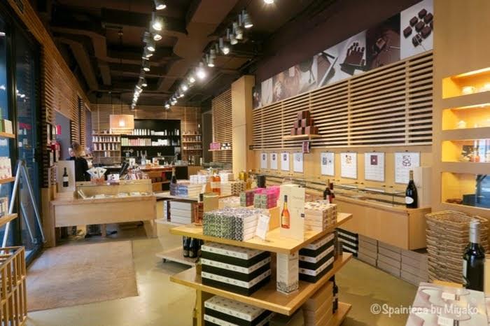 Cacao Sampaka スペイン発チョコレート専門店カカオサンパカ・マドリード店の店内