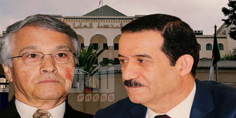 محاكمة شكيب خليل و عمار غول