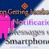Stop Getting Facebook Notification Messages on Smartphones