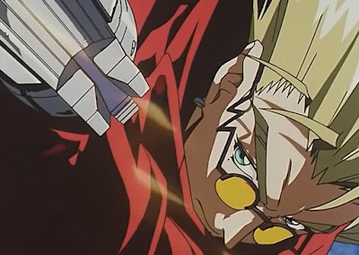 Vash the Stampede aka The Humanoid Typhoon