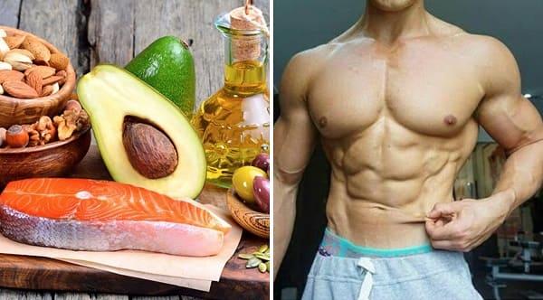 كمال الأجسام و الدهون الصّحيّة