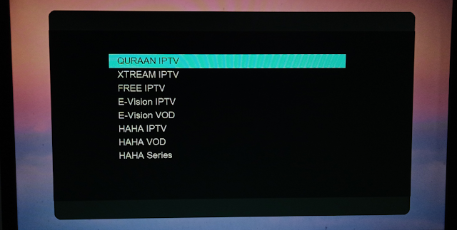 ORYX Q3 1506TV 512 4M BUILT IN WIFI NEW SOFTWARE 25 JANUARY 2021