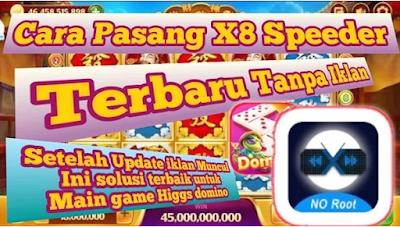 Download X8 Speeder Tanpa Iklan (x8dc Speeder China) Block ADS