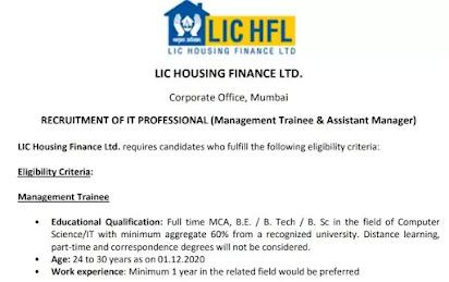 LIC-IT-Professional-Recruitment
