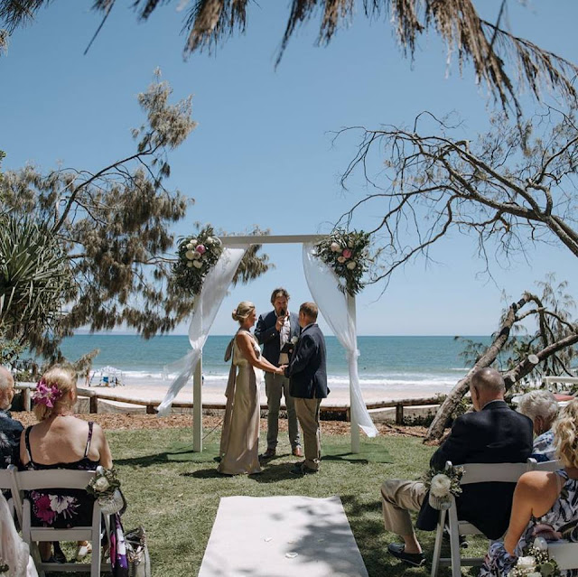 NOOSA WEDDINGS SUNSHINE COAST MARRIAGE CELEBRANT