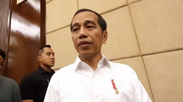 Istana Naik Pitam Saat Jokowi Disebut <i>Gimmick</i> soal Hukuman Mati