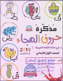 حمل مذكرة اللغة العربية للصف الاول الابتدائى الفصل الدراسى الاول للاستذ بيومى سمير.