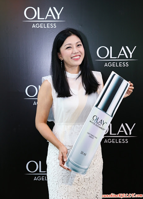 OLAY Regenerist, White Radiance and Total Effects