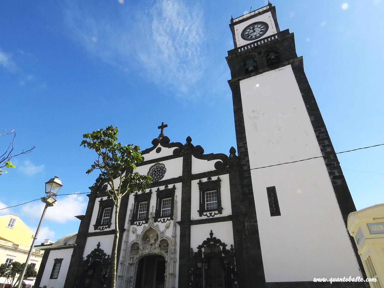 Igreja de São Sebastião  - Ponta Delgada - São Miguel - Açores Igreja de São Sebastião (Igreja Matriz)  - Ponta Delgada - São Miguel - Açores