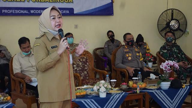 Bupati Purbalingga Dorong Pembentukan Kampung Siaga Candi di 18 Kecamatan