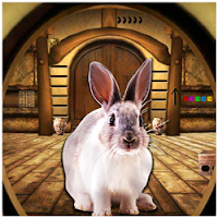Play MirchiGames Rescue the Rabbit from Hobbit House