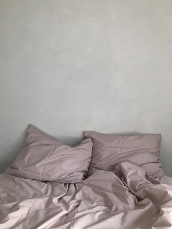 Bringing colour into my home with Yumeko bedlinen