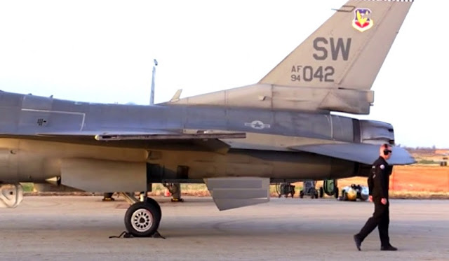 F-16 jets of Greece, Athens sign with Lockheed Martin for technical upgrades
