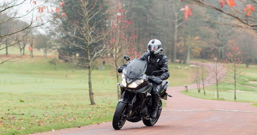 Review: 2017 Triumph Tiger Sport