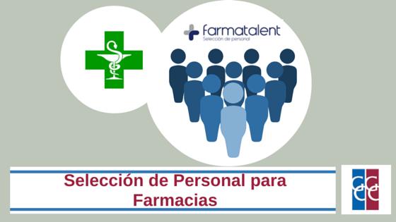 Selección Personal Farmacias Header