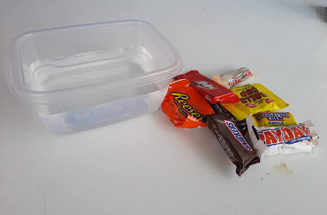 Halloween Candy Sink or Float