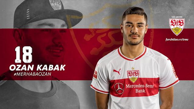 Yolun açık olsun Ozan Kabak!
