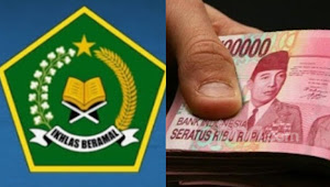 Menag : Dana BOS Madrasah dan Pesantren 2020 di Pastikan Tetap Naik, Berikut Besarannya
