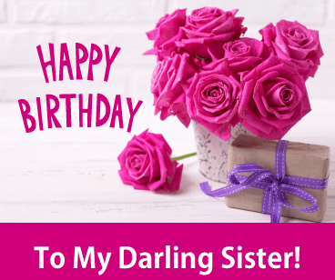 Long Birthday Paragraphs for Sister - Long Birthday Wishes for Sister Quotes