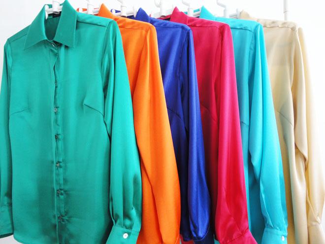 Mens Camisas De Vestido De Seda - Compra lotes baratos de