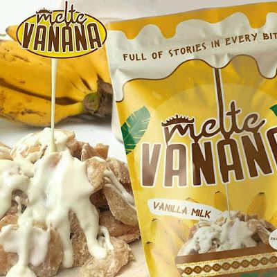 Melte Vanana Rasa Vanilla Milk