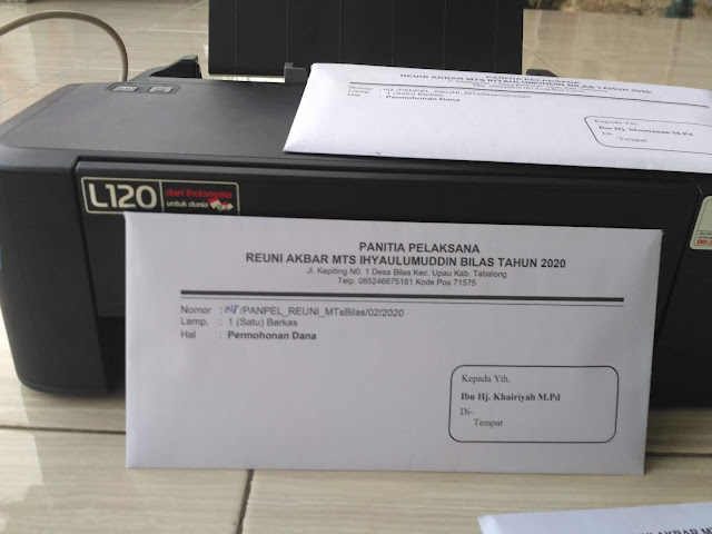 Download File Kop Surat di Amplop