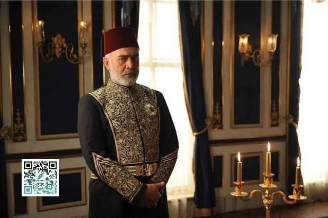 مسلسل السلطان عبد الحميد الثاني الحلقة (30) الجزء الثاني