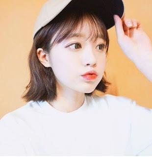 Model Rambut Tampilan Cute