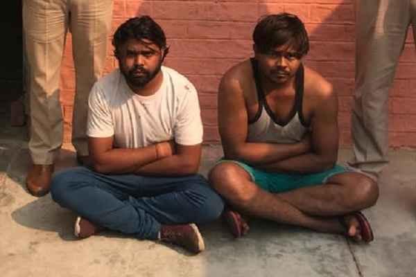 faridabad-news-adarsh-nagar-thana-police-arrested-2-loot-accused